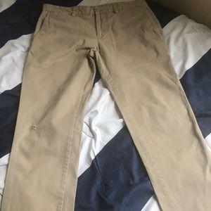 Khaki Old Navy Pants